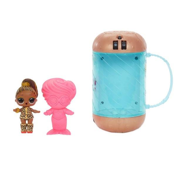 552062 Кукла LOL Surprise Under Wraps Eye Spy Series 2 Wave, ЛОЛ 4 серия 2 волна Декодер