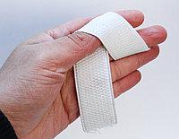 Лента эластичная, белая, ширина 3 см