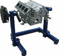 Р776Е - Стенд для разборки-сборки двигателей и других агрегатов весом до 2000 кг., фото 1