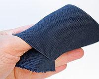 Лента эластичная, темно-синяя, ширина 6 см, фото 1