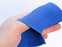 Лента эластичная, голубая, ширина 6 см, фото 1