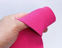 Лента эластичная, розовая, ширина 6 см, фото 1