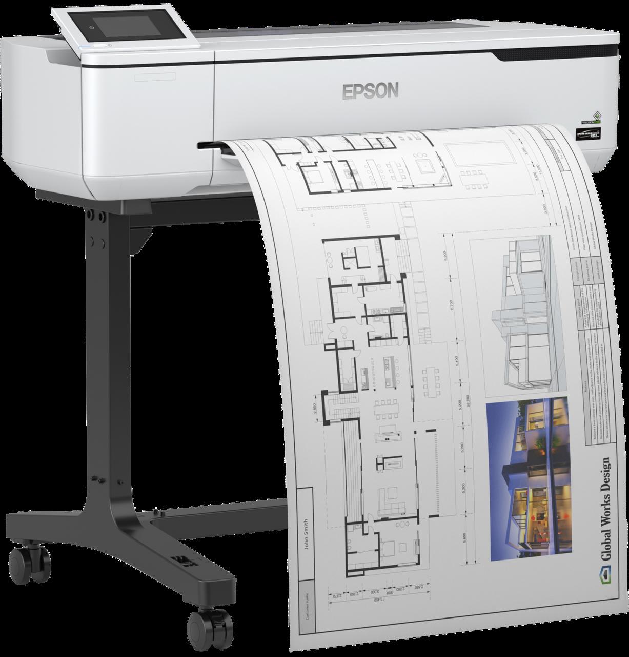 Плоттер Epson SureColor SC-T3100х