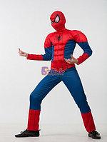 Карнавальный костюм Человек Паук, 146 см.
