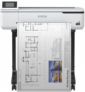Плоттер Epson SureColor SC-T5100, фото 2