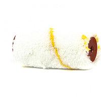 Миди-валик сменный для среднегладких поверхностей синтетический, 100 мм, ворс 12 мм, D 30 мм, D ручки 6мм,, фото 1