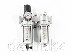 Блок подготовки воздуха регулятор-фильтр-лубрикатор G804, 1/2 Gross