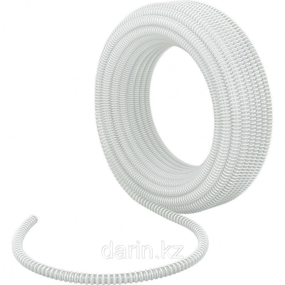 Шланг спиральный, армированный, малонапорный, D 32 мм, 3 атм, 30 м Сибртех