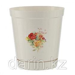 Горшок Глэдис роза 1.2 л Palisad