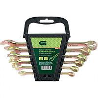 Набор ключей комбинированных, 8-17 мм, 6 шт Сибртех