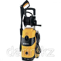 Моечная машина высокого давления HPС-2100, 2100 Вт, 165 бар, 6 л/мин, колесная Denzel