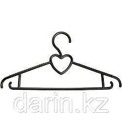 Вешалка пластиковая для легкой одежды, размер 44-46, 400 мм. Россия. Elfe