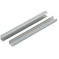 Скобы, 10 мм, для мебельного степлера, усиленные, тип 140,1250 шт Gross, фото 1