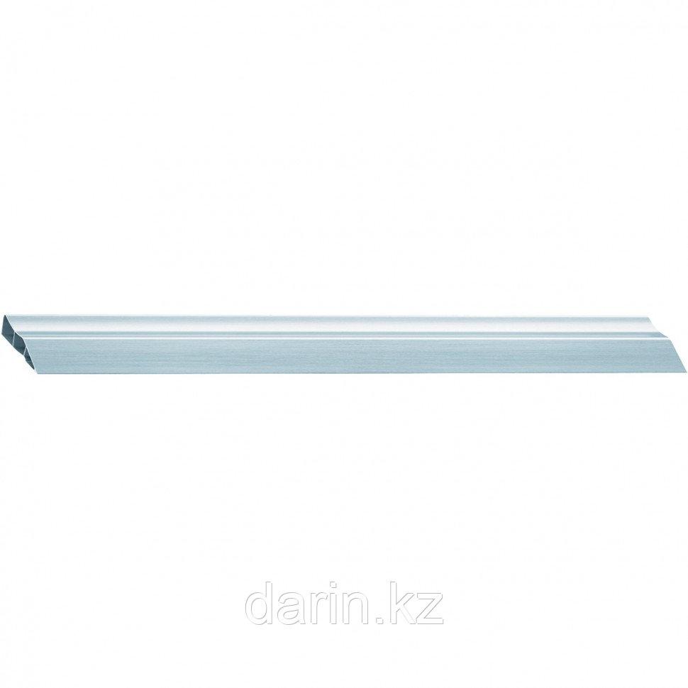 Правило алюминиевое, 2 ребра жесткости, эргономичное, L-1, 0 м Барс Россия