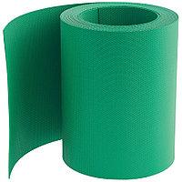 Бордюрная лента, 15 х 900 см, полипропиленовая, зеленая, Россия, Palisad