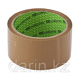"""Клейкая лента """"Эксперт"""", 45 мкм, 48 мм х 60 м, цвет коричневый Сибртех"""