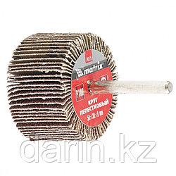 Круг лепестковый для дрели, 50 х 30 х 6 мм, P 100 Matrix