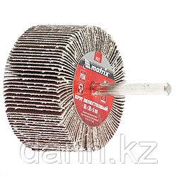 Круг лепестковый для дрели, 60 х 30 х 6 мм, P 60 Matrix