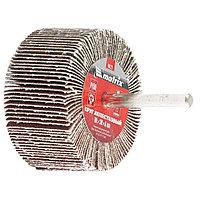 Круг лепестковый для дрели, 60 х 30 х 6 мм, P 80 Matrix