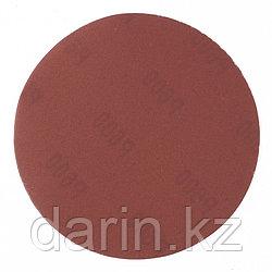 """Круг абразивный на ворсовой подложке под """"липучку"""", P 500, 125 мм, 10 шт Matrix"""