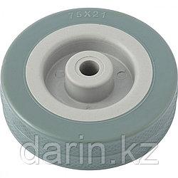 Колесо хозяйственное D 50 мм Сибртех