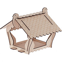 Кормушка для птиц, Шале Palisad