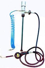 Установка для перекачки масла пневматическая С239