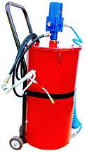 Нагнетатель смазок пневматический С322-3