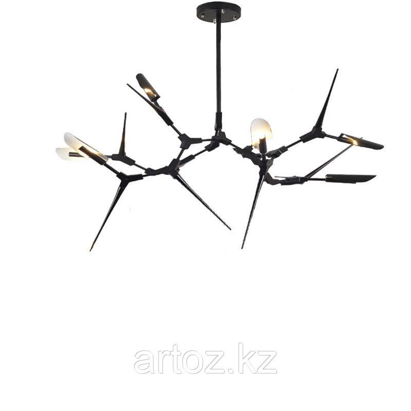 Подвесной светильник Tree branches 6 (black)