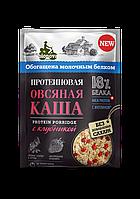 Протеиновая овсяная каша Bionova® с клубникой (milk protein)
