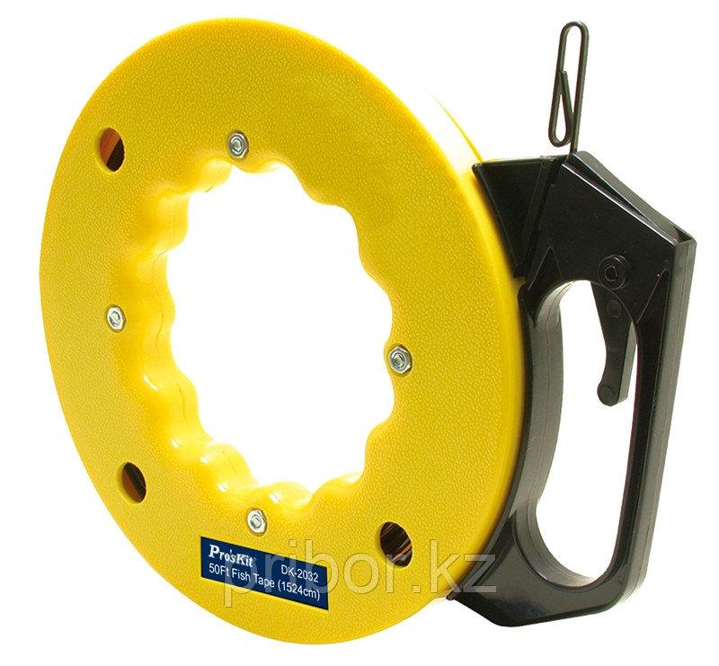 Pro'sKit DK-2032 Лента для прокладки кабеля, 15.2 м