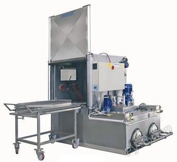 Моечная машина для деталей TEKNOX- ROBUR 1000-2B