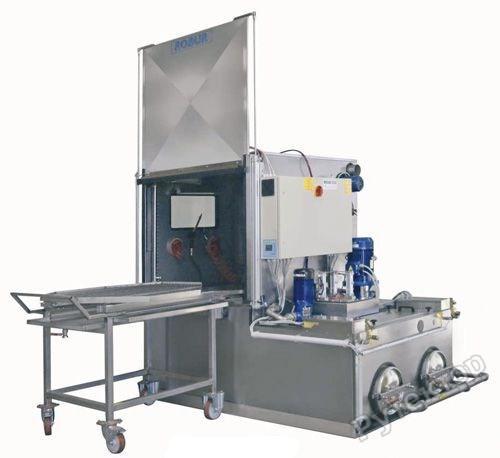 Моечная машина для деталей TEKNOX ROBUR 1800-2B
