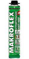 Пена-Цемент MAKROFLEX, строительный, профессиональный, 850 мл