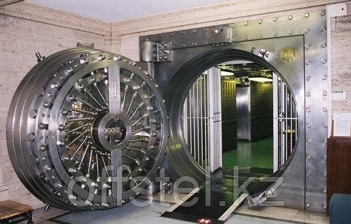 самый надежный сейф в мире