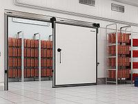 Дверь откатная для охлаждаемых помещений, фото 1