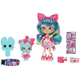 Кукла Shoppies Белла Боу c фигуркой Shoppet (9 сезон)