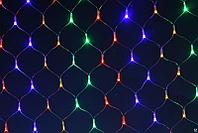 Светодиодная сетка 3*3 (цветная )