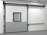 Дверь откатная для камер с регулируемой газовой средой (РГС), фото 1