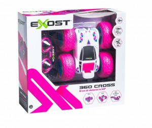 Радиоуправляемая машина  360 КРОСС для девочек Р/У 1:18