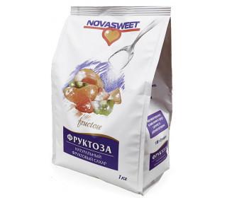Фруктоза NOVASWEET, 1 кг