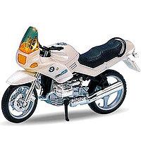 Игрушка Welly (Велли) модель мотоцикла 1:18 BMW R1100RS