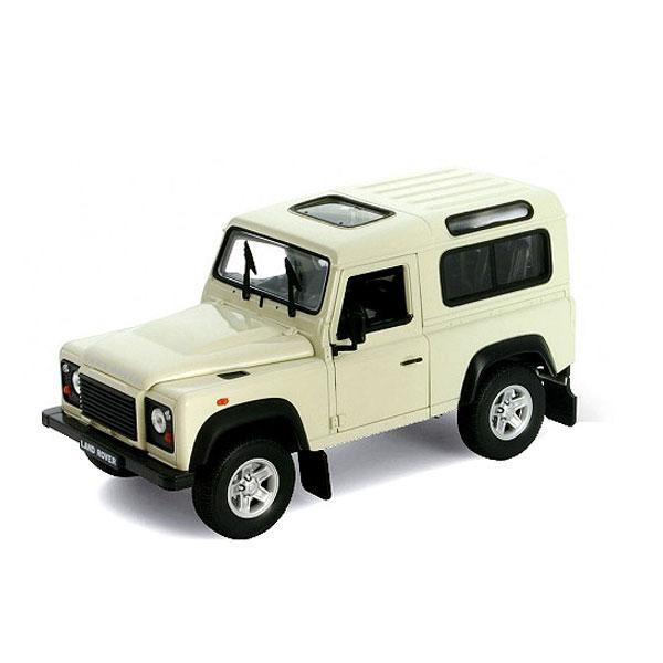 Игрушка Welly (Велли) модель машины 1:24 Land Rover Defender