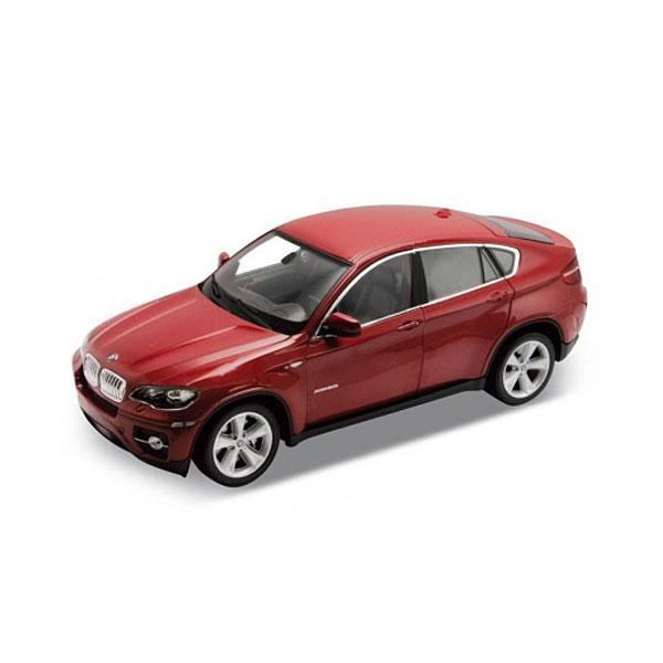 Игрушка Welly (Велли) модель машины 1:24 BMW X6