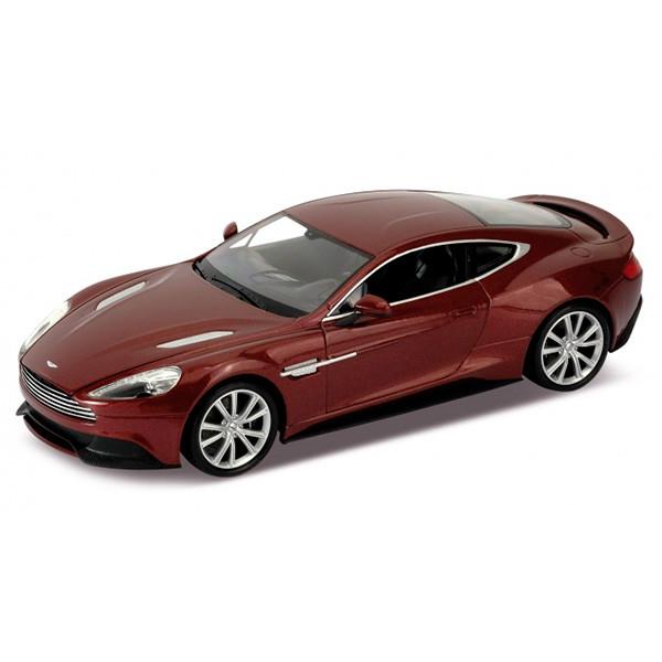 Игрушка Welly (Велли) модель машины 1:24 Aston Martin Vanquish