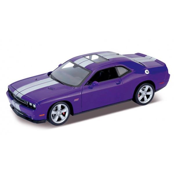 Игрушка Welly (Велли) модель машины 1:24 Dodge Challenger SRT
