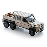 Игрушка Welly (Велли) модель машины 1:24 Mercedes-Benz G63 AMG 6x6