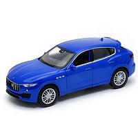 Игрушка Welly (Велли) модель  машины 1:33 Maserati Levante