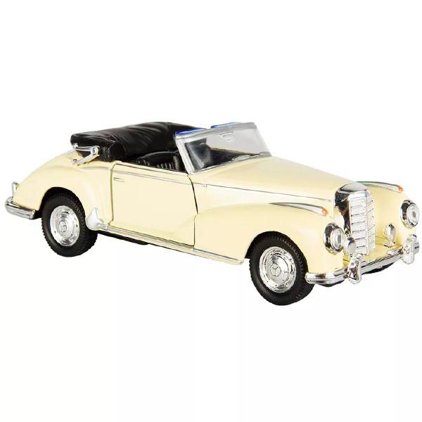 Игрушка Welly (Велли) модель  винтажной машины 1:34-39 Mercedes-Benz 300S 1955