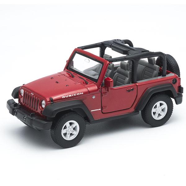 Игрушка Welly (Велли) модель  машины 1:34-39 Jeep Wrangler Rubicon